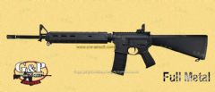 MAGPUL PTS M16A4 MOE AEG (Black) by G&P